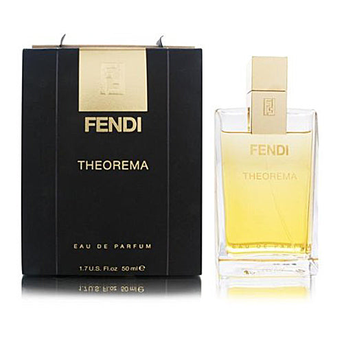 FENDI THEOREMA by Fendi EDP 1.7 OZ SP Ladies - South Beach Perfumes
