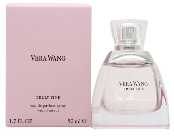 VERA WANG TRULY PINK by Vera Wang EDP 1.7 OZ SP LADIES - South Beach Perfumes - Designer Fragrance Shop