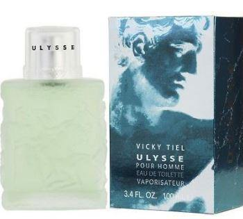 ULYSSE by Vicky Tiel EDT 3.4 OZ SP MEN - South Beach Perfumes