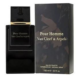 VAN CLEEF & Arpel Pour Homme by Van Cleef & Arpel EDT 3.3 OZ SP MEN - South Beach Perfumes