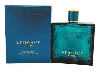 VERSACE EROS by Gianni Versace EDT 6.7 oz SP Men - South Beach Perfumes