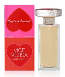 VICE VERSA by Yves Saint Laurent EDT 3.3 OZ SP Ladies - SouthBeachPerfumes