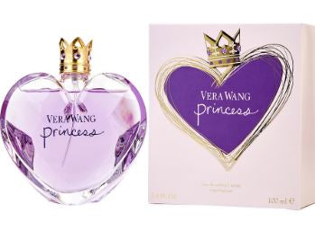 VERA WANG PRINCESS by Vera Wang EDT 3.4 OZ SP LADIES - South Beach Perfumes