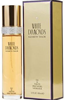 WHITE DIAMOND by Elizabeth Taylor EDT 3.3 OZ SP LADIES - South Beach Perfumes