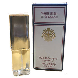 WHITE LINEN by Estee Lauder EDP .18 OZ SP LADIES - SouthBeachPerfumes
