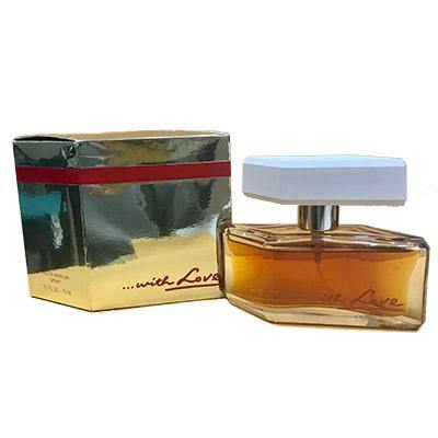 WITH LOVE by Fred Hayman EDP 2.5 OZ SP Ladies - South Beach Perfumes