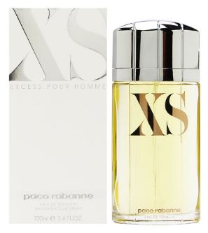 XS EXCESS POUR HOMME by Paco Rabanne EDT 3.4 oz SP Men - South Beach Perfumes