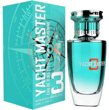 YACHT MASTER 3 by Nu Parfums EDT 3.4 OZ SP Men - South Beach Perfumes