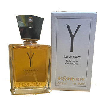Y by Yves Saint Laurent EDT 3.3 OZ SP Ladies - SouthBeachPerfumes