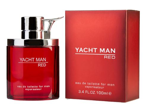Yacht Man Red - South Beach Perfumes