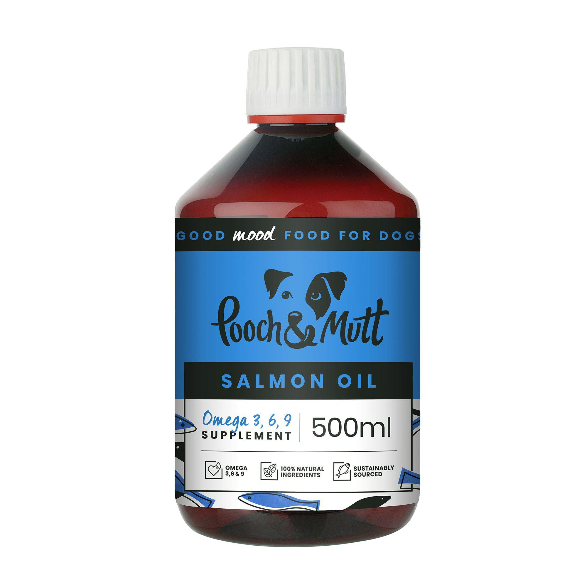 Salmon Oil-Pooch & Mutt