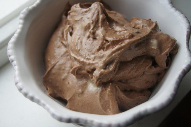 The Simple, Guilt-Free, 3 Ingredient Vegan Chocolate Ice Cream