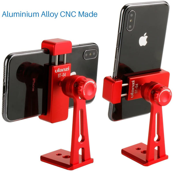 SMART PHONE TRIPOD MOUNT + VIDEO ADAPTER BRACKET STAND FOR YOUTUBE + INSTAGRAM + WHATSAPP + FACEBOOK