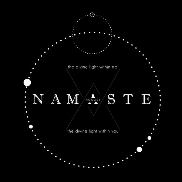 NAMASTE LIGHT ~ SHIRAZ FLOWY COTTON MUSCLE TANK