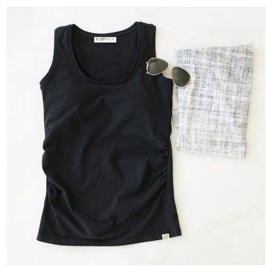 COZYRack Tank [in black]