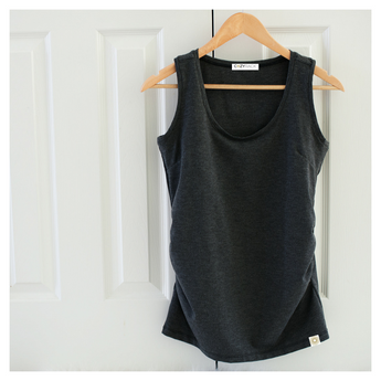 CozyRack Tank [in grey]