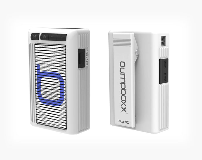 Bumpboxx Retro Pager Beeper Portable Bluetooth Speaker