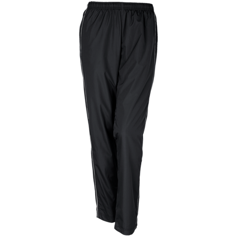 Women's Embroidered Piped Wind Pants