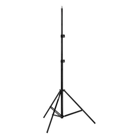 Fotodiox Heavy Duty Studio Light Stand FX-807, 10 Foot Stand with Spring Cushion for Studio Strobe, Lighting Fixtures