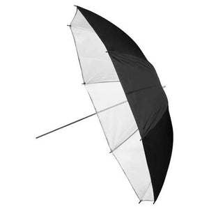 "Fotodiox 43"" Black/White Studio Umbrella"