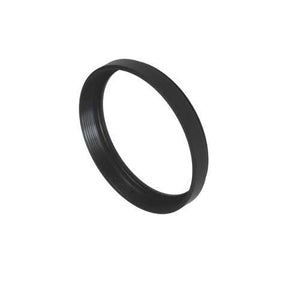 Fotodiox Metal Spacing Ring, Filter Adapter, Anodized Black Aluminum