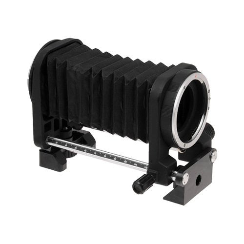 Fotodiox Macro Bellows for Canon EOS (EF, EF-S) Mount D/SLR Camera System for Extreme Close-up Photography