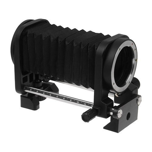 Fotodiox Macro Bellows for Sony Alpha A-Mount (and Minolta AF) Mount D/SLR Camera System for Extreme Close-up Photography