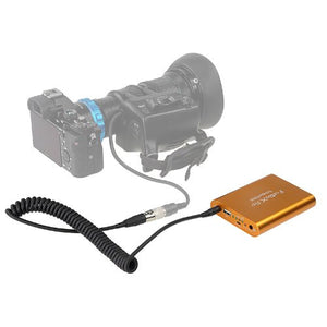 "Fotodiox Turbopack 9000 Power Pack for B4 2/3"" Mount Servo Lens"