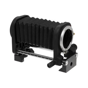 Fotodiox Macro Bellows for Nikon F Mount SLR Camera System for Extreme Close-up Photography