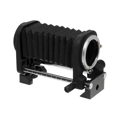 Fotodiox Macro Bellows for Nikon F Mount D/SLR Camera System for Extreme Close-up Photography