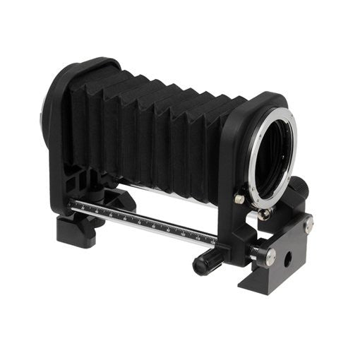 Fotodiox Macro Bellows for Pentax K (PK) Mount SLR Camera System for Extreme Close-up Photography