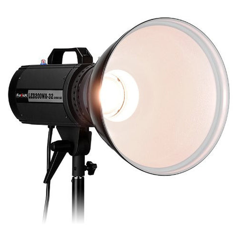 Fotodiox Pro LED-200WA-32 Tungsten Studio LED, High-Intensity LED Studio Light