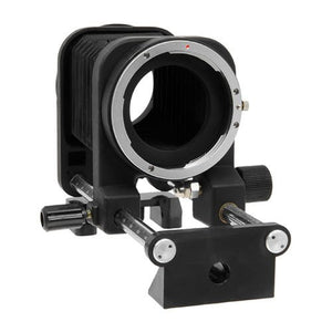 Fotodiox Macro Bellows for Canon EOS (EF, EF-S) Mount SLR Camera System for Extreme Close-up Photography