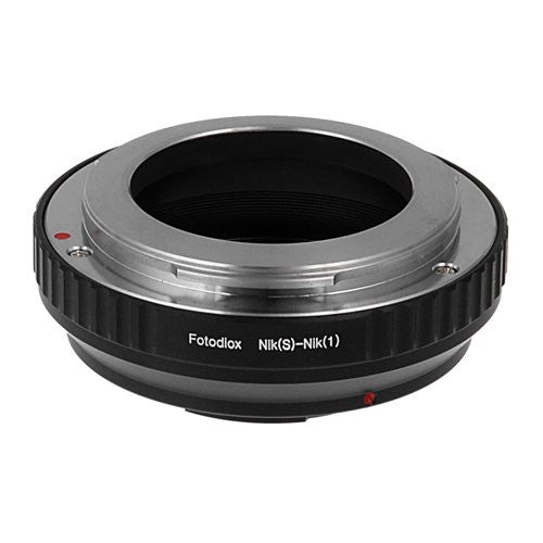 Nikon S-Mount Ranefinder Lens to Nikon 1-Series Mount Camera Bodies