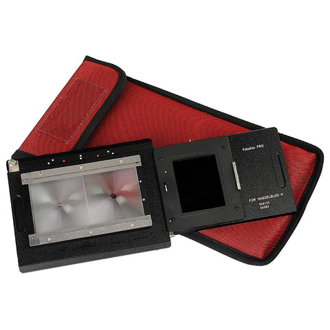 Hasselblad H-Mount Digital Backs to Large Format 4x5 View Cameras