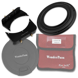 WonderPana FreeArc Rotating Filter Holder Step Up Ring 95mm-145mm with Brackets