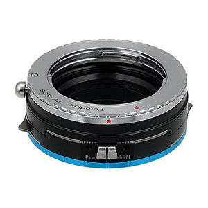 Pentax K SLR Lens to Fujifilm X-Series (FX) Mount Camera Body Adapter