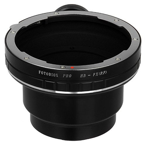 Fotodiox Pro Lens Mount Adapter - Hasselblad V-Mount SLR Lenses to Fujifilm Fuji X-Series Mirrorless Camera Body