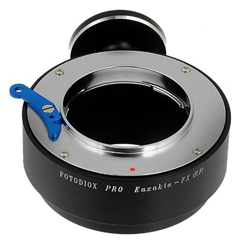 Exakta, Auto Topcon Lens to Fujifilm X-Series (FX) Mount Camera Bodies