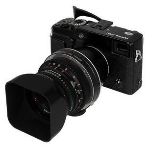Hasselblad V-Mount Lens to Fujifilm X-Series (FX) Mount Camera Bodies