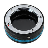 Minolta MD Lens to Fujifilm X-Series (FX) Mount Camera Bodies