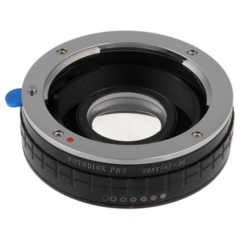 Sony Alpha A-Mount (and Minolta AF) DSLR Lens to Pentax K (PK) Mount SLR Camera Body Adapter