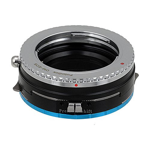Olympus SLR Lens to Fujifilm X-Series (FX) Mount Camera Body Adapter