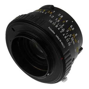 Fotodiox Lens Adapter - Compatible with Leica M Rangefinder Lenses to Nikon 1-Series Mirrorless Cameras