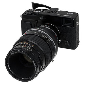 Bronica SQ SLR Lens to Fujifilm X-Series (FX) Mount Camera Body Adapter