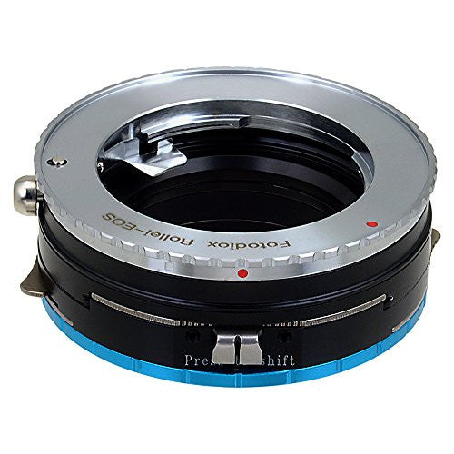 Rollei 35 (SL35) SLR Lens to Fujifilm X-Series (FX) Mount Camera Body Adapter