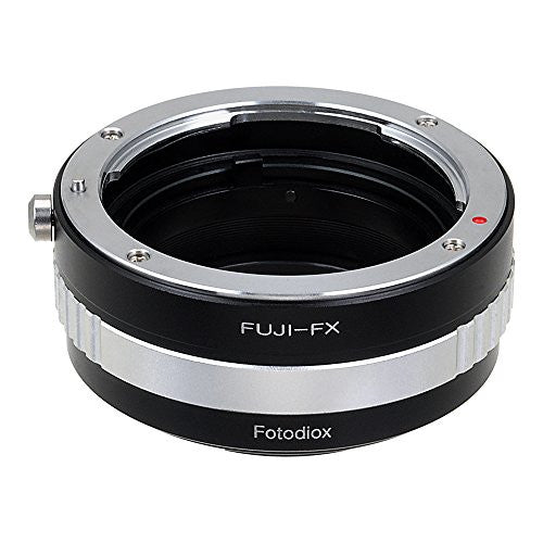 Fotodiox Lens Mount Adapter - Fuji Fujica X-Mount 35mm (FX35) SLR Lens to Fujifilm Fuji X-Series Mirrorless Camera Body