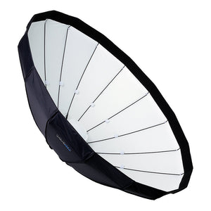 "Pro Studio Solutions EZ-Pro 56"" (140cm) Beauty Dish and Softbox Combination with Multiblitz V Speedring for Multiblitz V, Varilux, and Compatible"