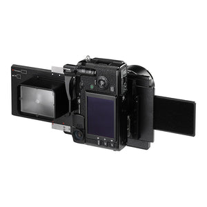 Vizelex RhinoCam for Fujifilm Fuji X-Series Mirrorless Camera Body - for Shift Stitching 645 and Panoramic Sized Images with Medium Format Lenses