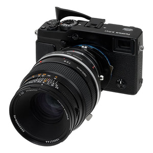 Bronica GS-1 (PG) SLR Lens to Fujifilm X-Series (FX) Mount Camera Body Adapter